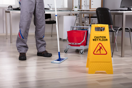 Are Cleaners Able to Legally Undertake Plumbing Work?