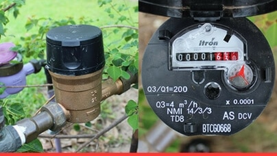How To Read Your Water Meter 3