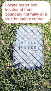 how to turn off your water at City of Gold Coast water meter from Whywait Plumbing