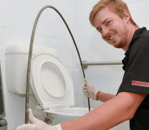 blocked toilets plumber gold coast