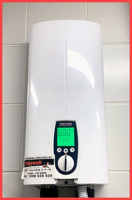 Stiebel Eltron Electric Instantaneous Hot Water 5