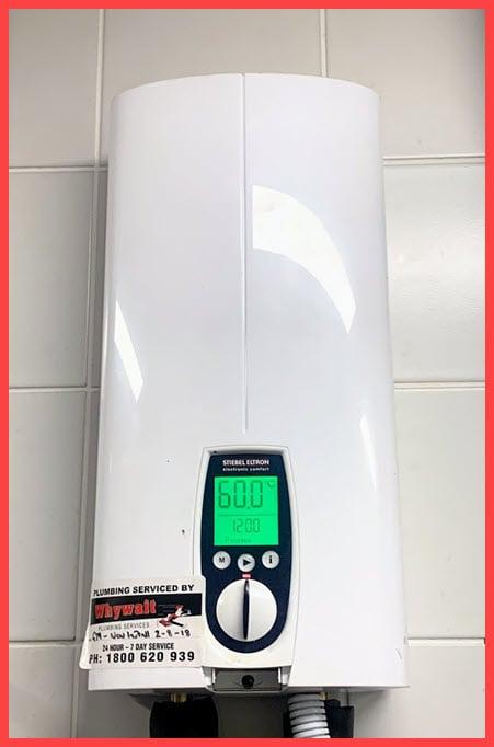 Stiebel Eltron Electric Instantaneous Hot Water 10