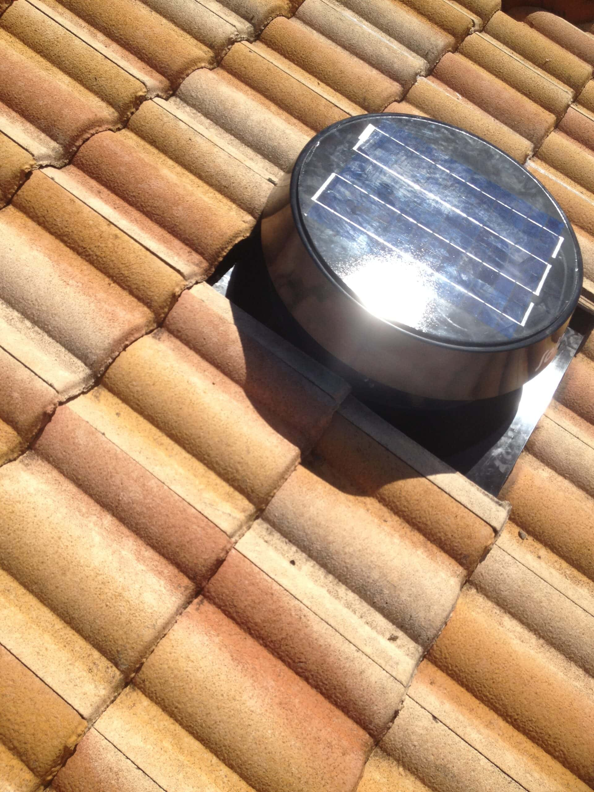 Roof Ventilation Fan 4