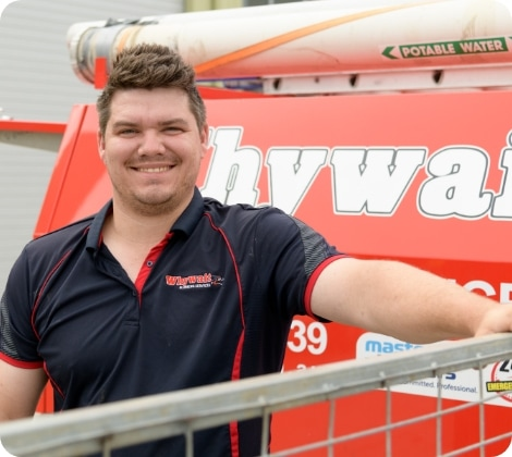 Picture of a Gold Coast gas fitter